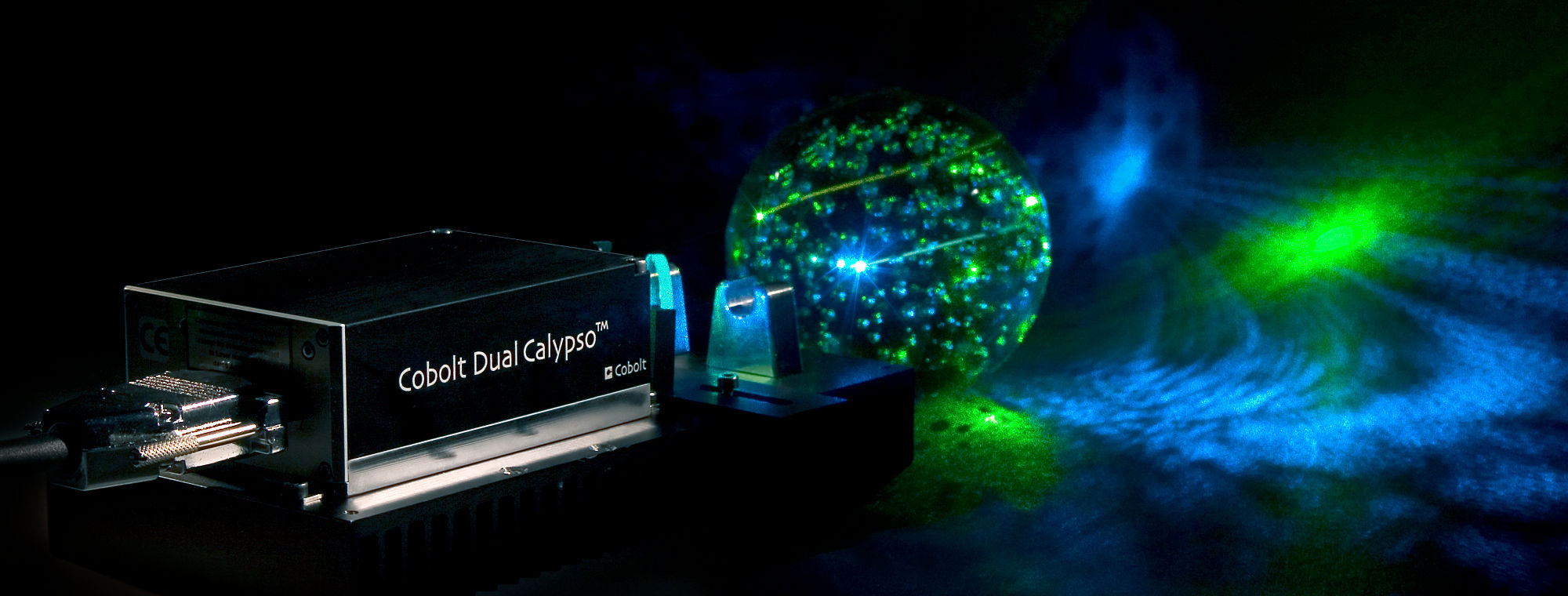 Laser Slider von Gegerfelt Photonics